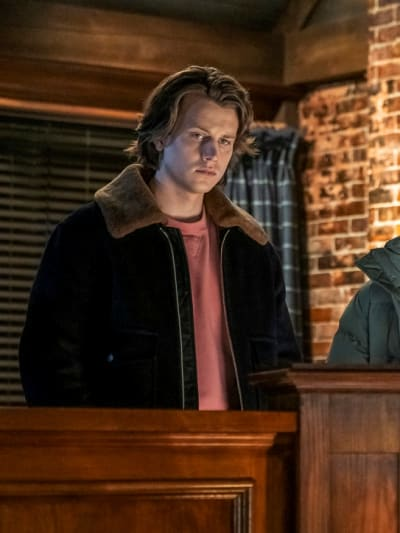 Ace - Nancy Drew Season 2 Episode 13