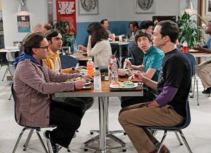 Watch The Big Bang Theory Season 7 Episode 20 Online