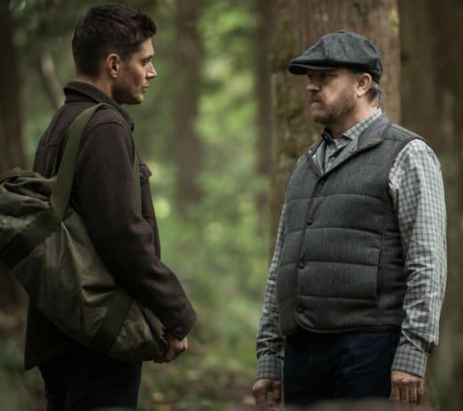 Dean And Bobby - Supernatural Season 14 Episode 5