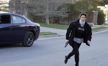 Action Shot - NCIS Season 14 Episode 12