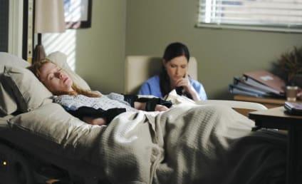 "Tonight's Grey's Anatomy Episodes: ""Goodbye"" and ""I Always Feel Like Somebody's Watching Me"""