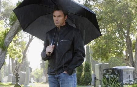 Rain in Los Angeles