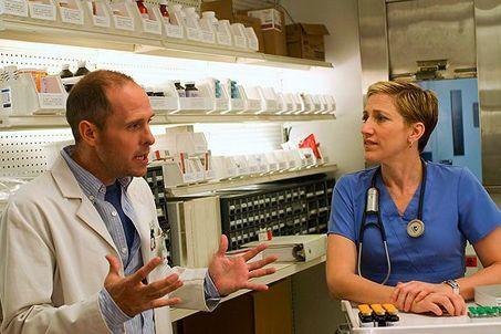 Nurse Jackie Scene