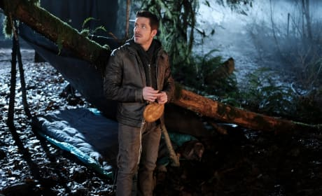 Robin returns to the forest - Once Upon a Time Season 6 Episode 13
