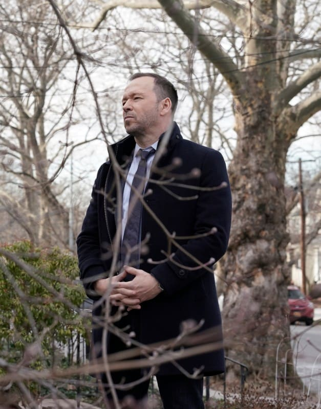Danny in the Woods - Blue Bloods Season 9 Episode 15