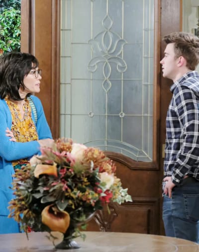 A Surprise Guest - Days of Our Lives