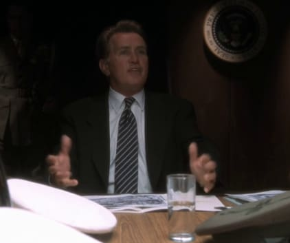 An American Response - The West Wing