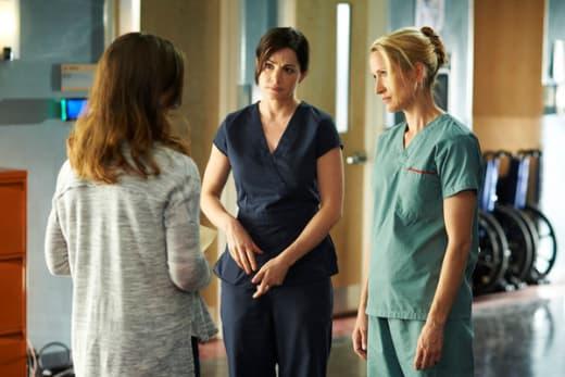 Saving Hope Review: Heartless - TV Fanatic