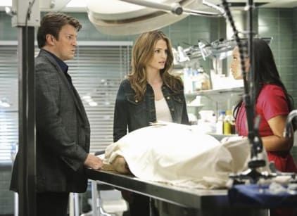 Watch Castle Season 4 Episode 3 Online