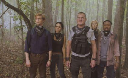 Watch MacGyver Online: Season 2 Episode 6