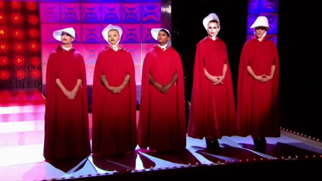 The Five Handmaids