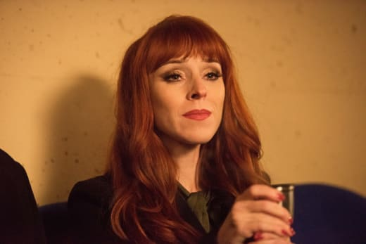 Rowena ponders life - Supernatural Season 12 Episode 13
