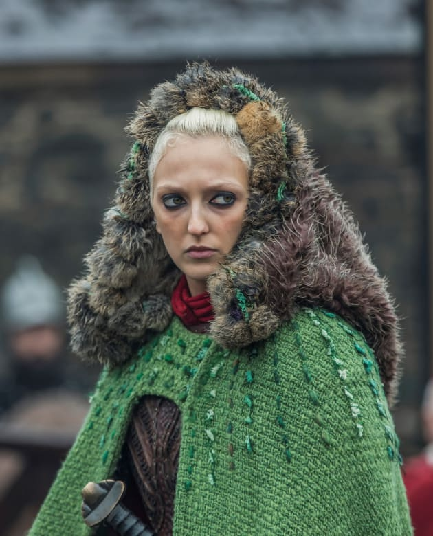 Torvi - Vikings Season 5 Episode 15