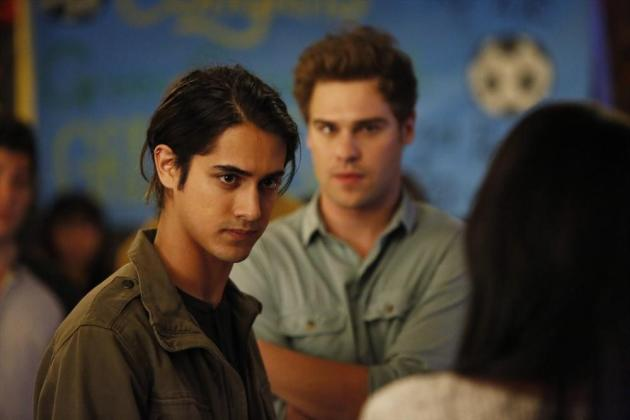 Avan Jogia on Twisted