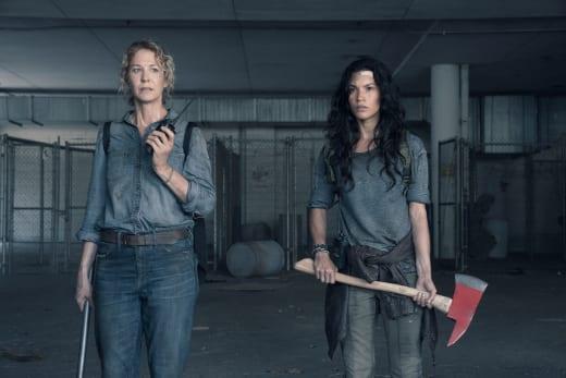 Team Work - Fear the Walking Dead Season 4 Episode 15