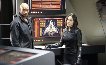 Agents of S.H.I.E.L.D. Season 3 Episode 13 Review: Parting Shot