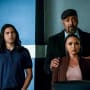 Team Flash Looking Shocked - The Flash Season 5 Episode 17