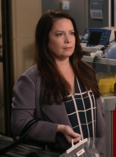 Heidi - Tall  - Grey's Anatomy Season 16 Episode 3