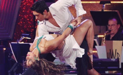 Mya Dominates on Dancing with the Stars Finale