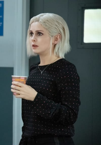 Blast from the Past - Tall  - iZombie Season 5 Episode 7