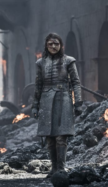 A Girl is Annoyed - Game of Thrones Season 8 Episode 5