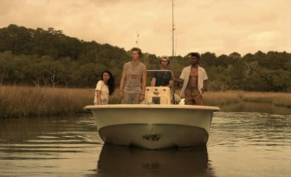 Behind-The-Scenes of Outer Banks Season 1: Brad Smith and Daniel Novotny
