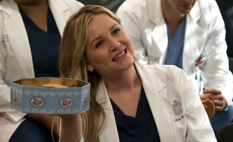Arizona the Pusher - Grey's Anatomy Season 14 Episode 20