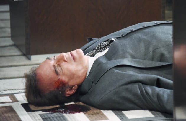André Is Murdered - Days of Our Lives