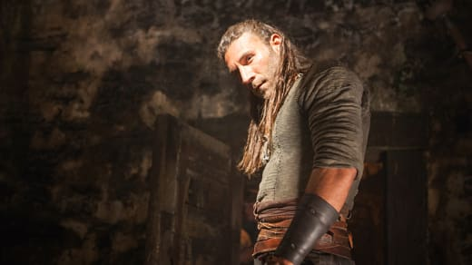 Laying Down the Law - Black Sails