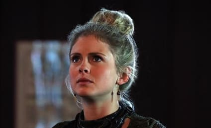 Rose McIver Talks Double Duty on Once Upon a Time & Masters Of Sex