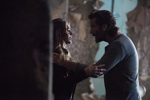 Kabby - The 100 Season 3 Episode 13