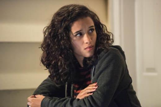 Wayward Sisters - Kaia Isn't Sure - Supernatural Season 13 Episode 10