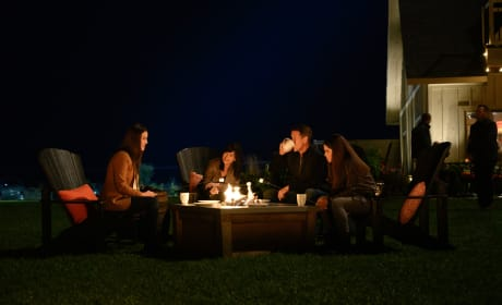 Honeymoon Around the Fire - Good Witch Season 5 Episode 3