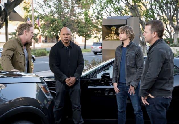 Unexpected Help - NCIS: Los Angeles Season 10 Episode 13