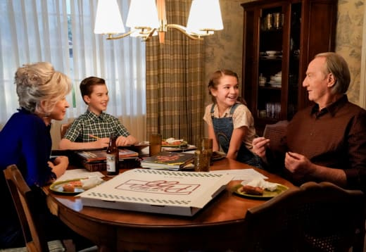 Dungeons and Dragons - Young Sheldon