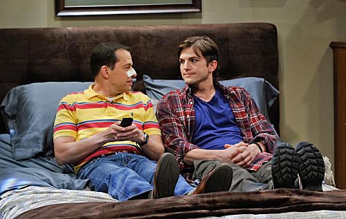 Alan & Walden At Home