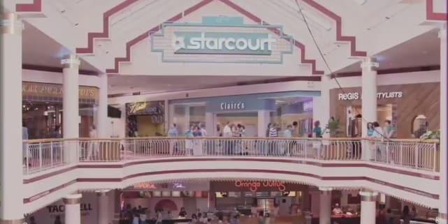 Stranger Things - Starcourt Mall