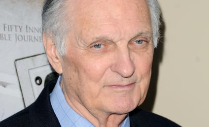 Alan Alda to Guest Star on The Blacklist