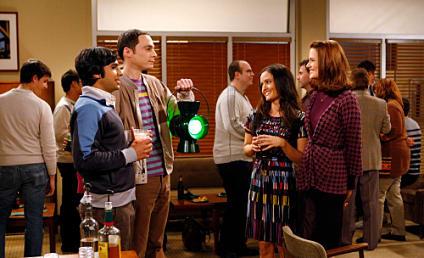 "The Big Bang Theory Episode Stills: ""The Psychic Vortex"""