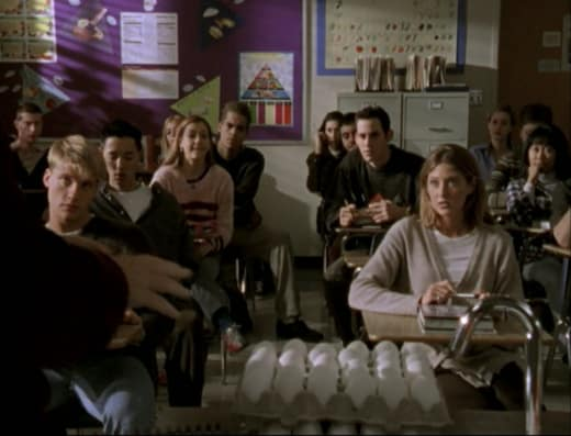 Class Project - Buffy the Vampire Slayer Season 2 Episode 12
