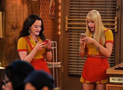 Watch 2 Broke Girls Season 3 Episode 2 Online