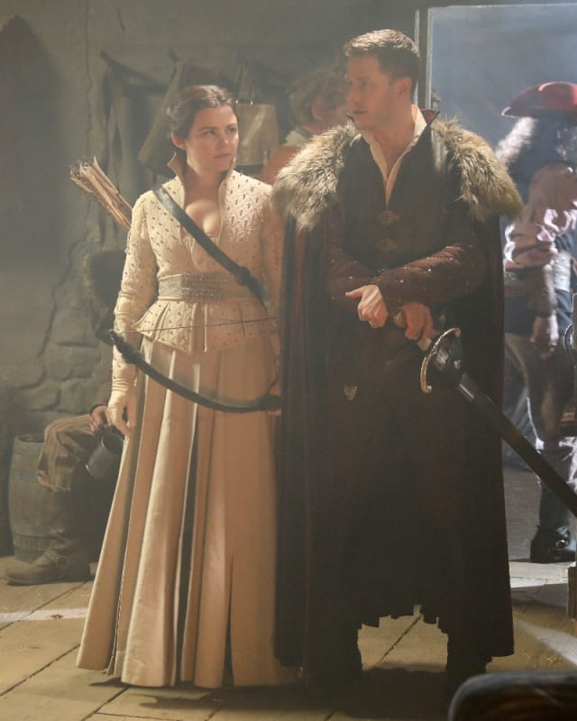 A Quest for a Pirate - Once Upon a Time Season 6 Episode 20