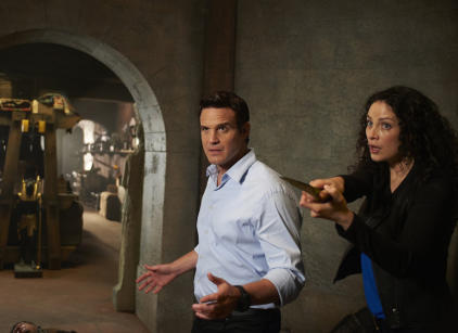 Watch Warehouse 13 Season 5 Episode 1 Online