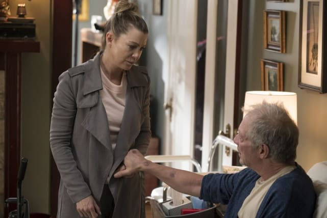 Best Meredith Moment - Making Amends With Her Father