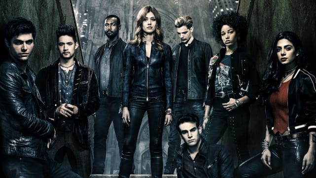 Shadowhunters (Freeform)