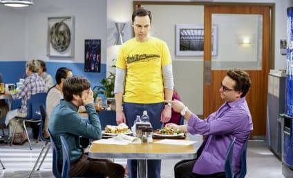 TV Ratings Report: The Big Bang Theory Hits Season Low