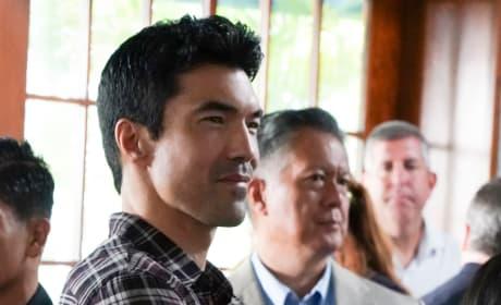 Opening Visitor - Hawaii Five-0 Season 9 Episode 7