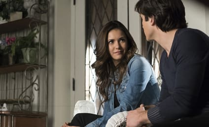 The Vampire Diaries Season 6 Episode 19 Review: Because
