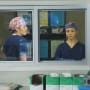 Callie and Amelia - Grey's Anatomy Season 11 Episode 24