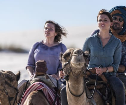 A Rescue Mission - Hooten and The Lady